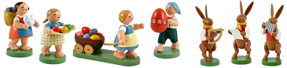 Wendt & Kühn Osterfiguren