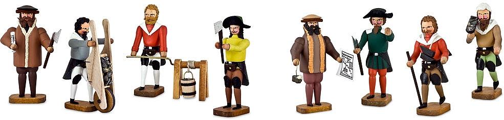 Bergleute 16. Jahrhundert
