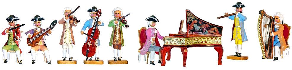 Barocke Musiker