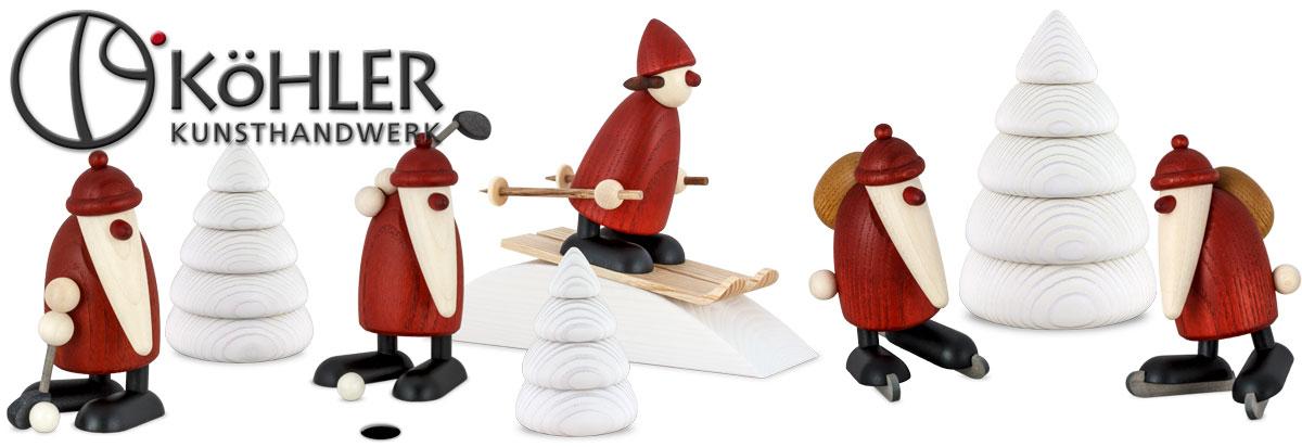 Bjoern Koehler Santas