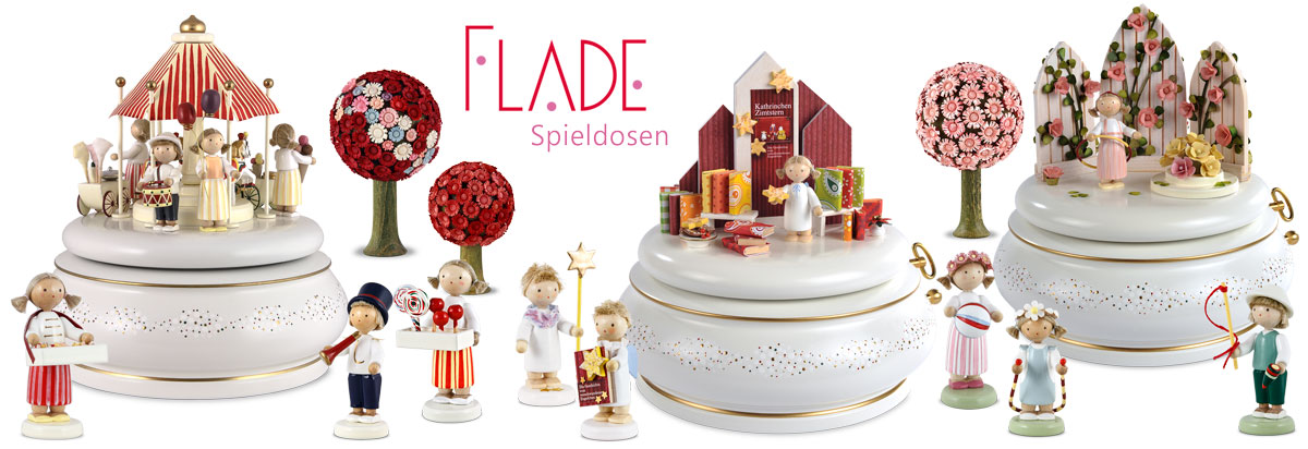 Flade Music Boxes