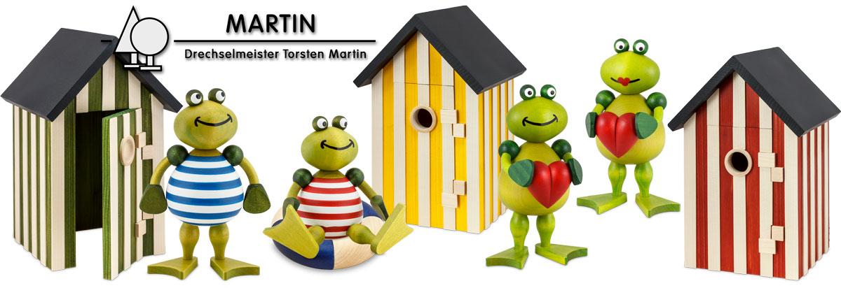 Frösche von Torsten Martin