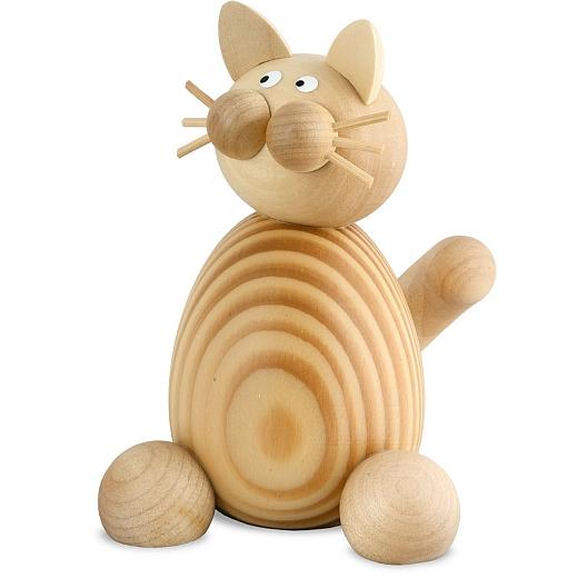 Katze Moritz groß