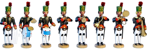 Historische Bergparade Musiker