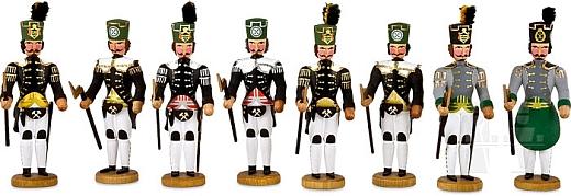 Historische Bergparade Auswahl