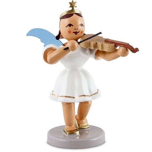 Kurzrockengel farbig Violine