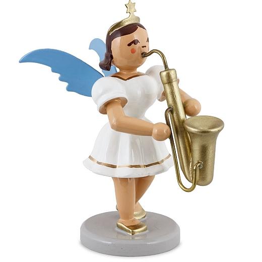 Kurzrockengel farbig Saxophon