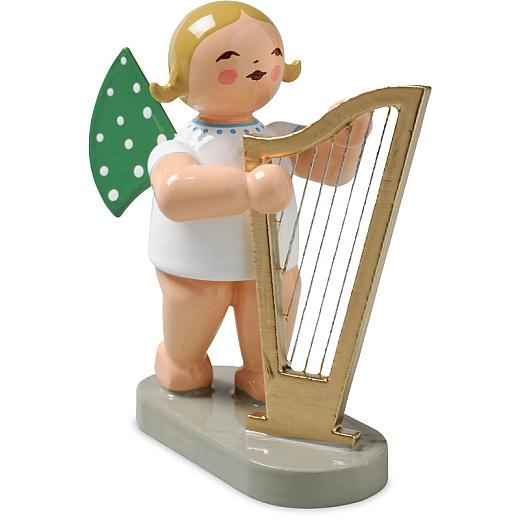 Engel mit Harfe, groß von Wendt & Kühn