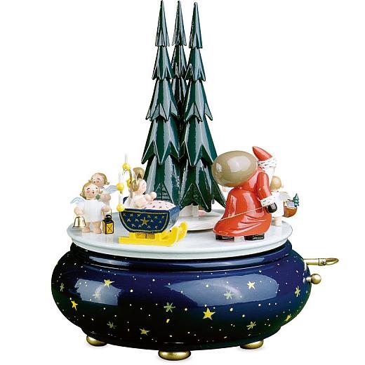 Spieldose Weihnachtszug von Wendt & Kühn