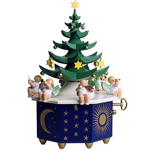 Spieldose Tannenbaum von Wendt & Kühn