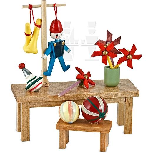 Spielzeugstand