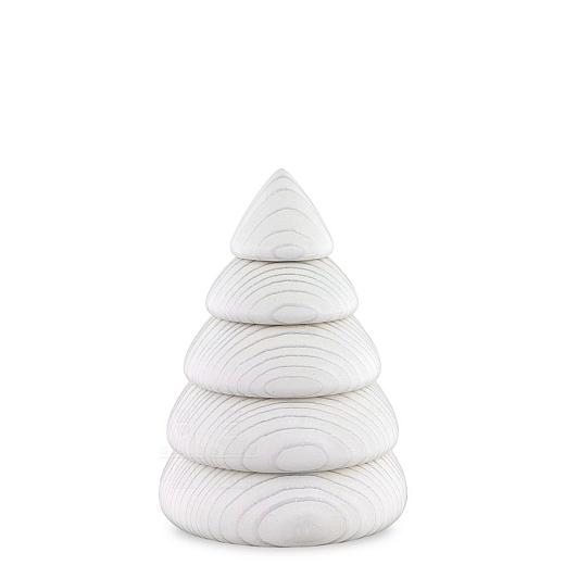 Baum klein weiß