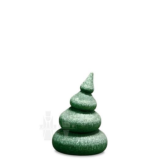 Baum mit Schnee • 4-stufig • gebeizt