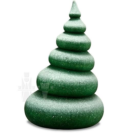 Baum mit Schnee • 6-stufig • gebeizt