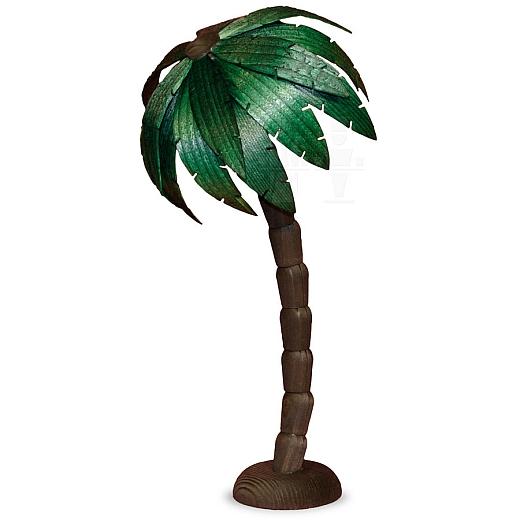Palme mittel gebeizt