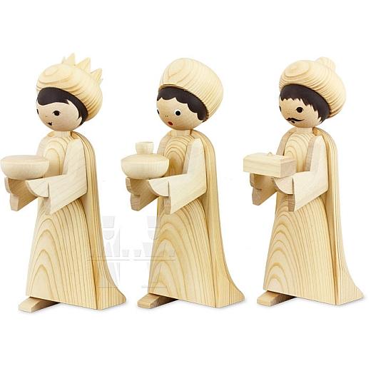 Heilige 3 Könige 22 cm natur