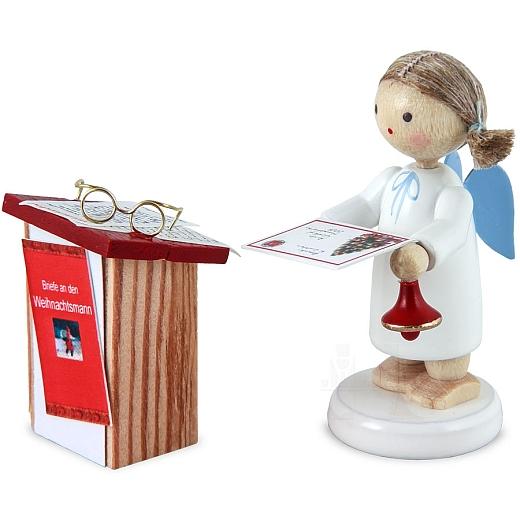 Engel mit Schreibpult