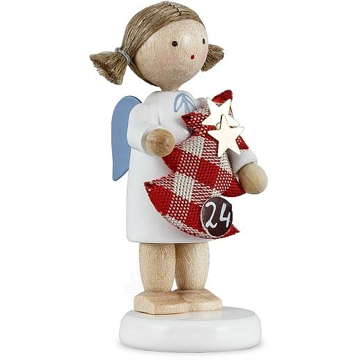 Engel mit Tannenbaum Nr. 24
