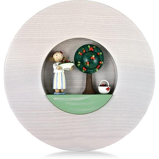 """Flade Figurenbild """"Erntezeit im Sommer"""""""