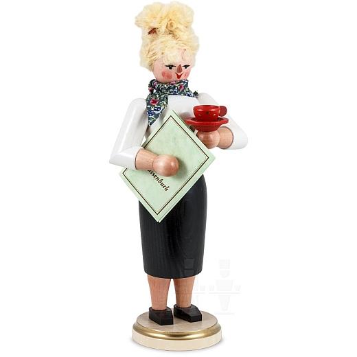 Räucherfrau Lehrerin