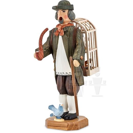 Räuchermann Vogelhändler