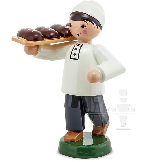 Handwerksbursche Bäcker
