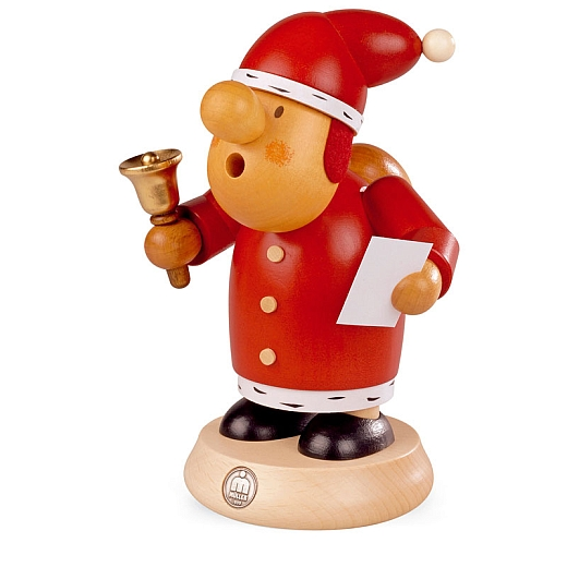 Räuchermann Müllerchen® Weihnachtsmann