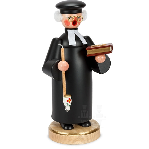 Räuchermann Pfarrer