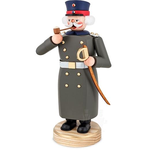 Räuchermann Hauptmann von Köpenick
