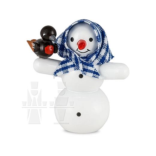 Schneemannmädchen lackiert von Ulmik