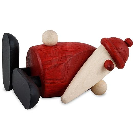 Weihnachtsmann liegend