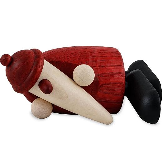Weihnachtsmann schlafend