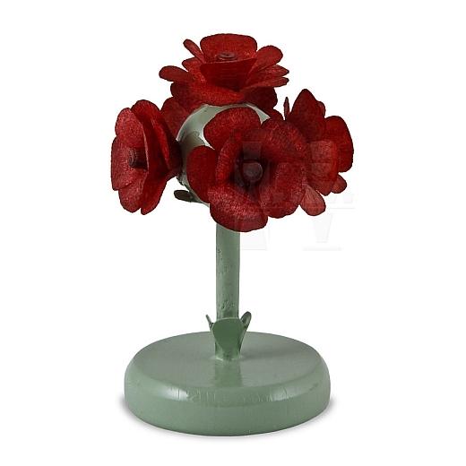 Rosenbäumchen rot