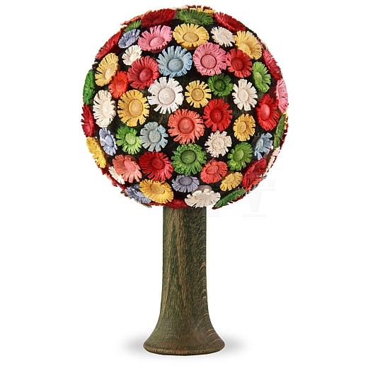 Blütenbaum bunt 7,5 cm
