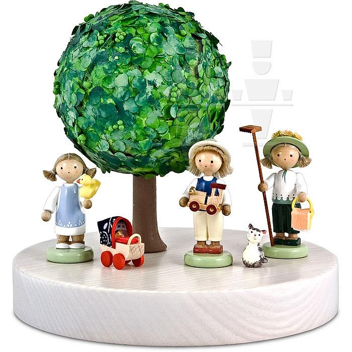 flade apfelbaum im sommer auerbacher erzgebirgs haus. Black Bedroom Furniture Sets. Home Design Ideas