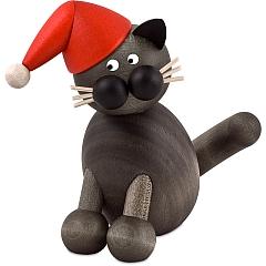 Weihnachtskatze Onkel Karli