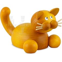 Katze Emmi auf der Lauer groß