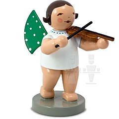 Engel mit Violine von Wendt & Kühn
