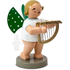 Engel mit Harfe, klein