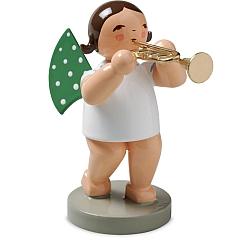 Engel mit Trompete von Wendt & Kühn