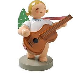 Engel mit Gitarre