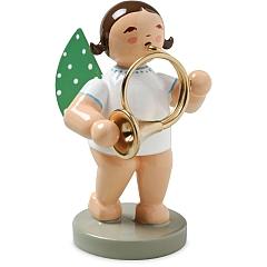 Engel mit Orchesterhorn