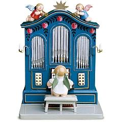 Orgel mit Musikspielwerk