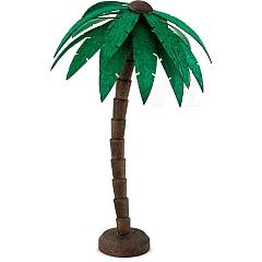 Palme klein gebeizt