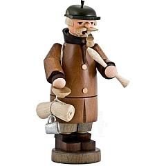Räuchermann Flötenspieler