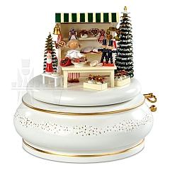 Spieldose Weihnachtsmarkt 2014