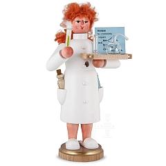 Räucherfrau Chemikerin