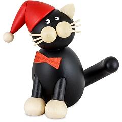 Katze Onkel Kurt zu Weihnachten