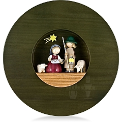 Flade Figurenbild Heilige Familie
