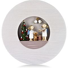 Flade Figurenbild Weihnachtsglöckchen
